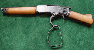 Rifle Lever Action