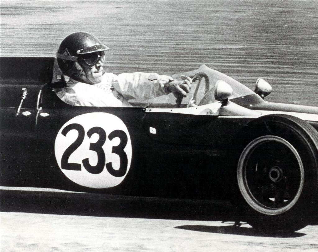 The Cooper T52 Formula Junior