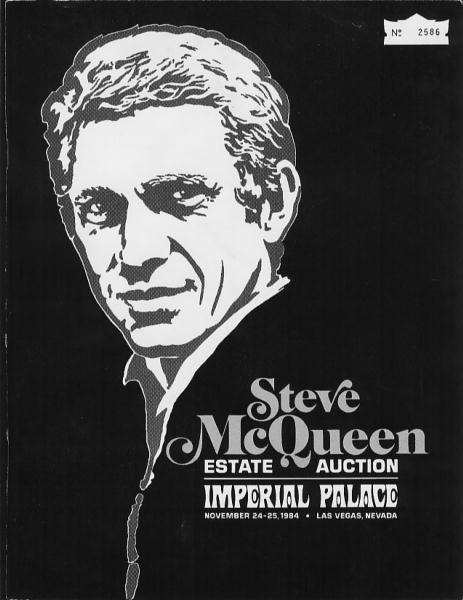 Steve Mcqueen Estate Sale