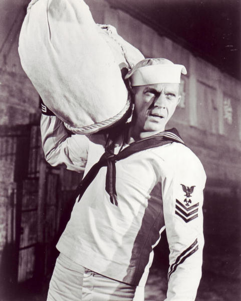 Steve McQueen in 'The Sand Pebbles'