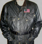 The Steve McQueen Trailmaster Jacket