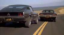 scene from the 'Bullitt' DVD