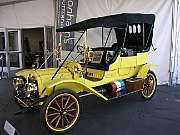 Yellow Winton Flyer