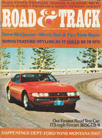 Road & Track mag