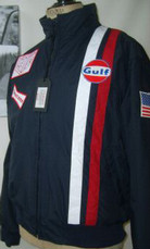 McQueen inspired Le Mans jacket