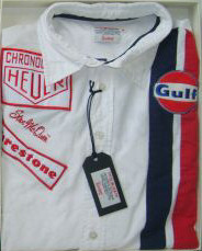 McQueen inspired Le Mans shirt