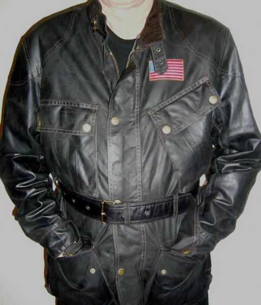 Barbour Motorcycle Jacket