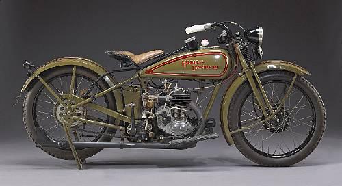 1928 Harley Davidson Ba Single: 1929 Harley-Davidson Model B